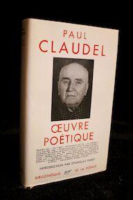 Oeuvre poétique - Paul Claudel
