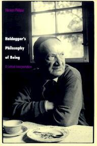 Heidegger`s Philosophy of Being - A Critical Interpretation - Herman Philipse (ISBN 9780691001197)