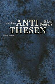 Antithesen - Elvis Peeters (ISBN 9789056550875)