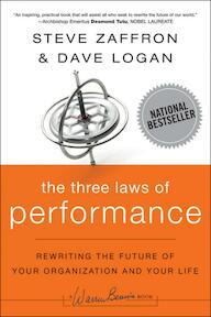 The Three Laws of Performance - Steve Zaffron, Dave Logan (ISBN 9781118043127)