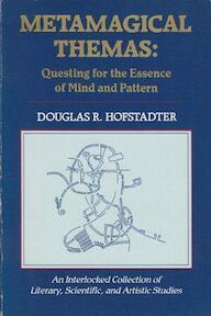 Metamagical themas - Douglas R. Hofstadter (ISBN 9780670806874)
