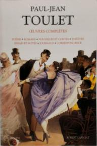 Oeuvres complètes - Paul-Jean Toulet (ISBN 9782221100608)