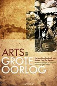 Arts in de Grote Oorlog (ISBN 9789055081073)