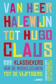 Van Heer Halewijn tot Hugo Claus - Koen Stassijn, Ivo Van Strijtem (ISBN 9789401412049)