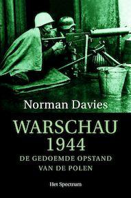 Warschau 1944 - Norman Davies (ISBN 9789027473967)