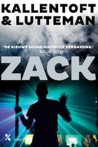 ZACK - Mons Kallentoft, Markus Lutteman (ISBN 9789401603577)
