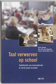 Taal verwerven op school (ISBN 9789033456619)