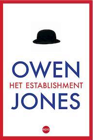 Het establishment - Owen Jones (ISBN 9789462670228)