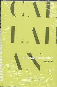 Callahan en andere gedaanten - O. Kosters (ISBN 9789025418977)