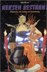 Heksen bestaan! - Melkor, Paulette Bronkhorst (ISBN 9789060108482)