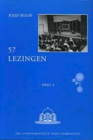 57 lezingen - Jozef Rulof