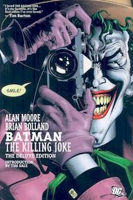 The Killing Joke - Alan Moore (ISBN 9781401216672)