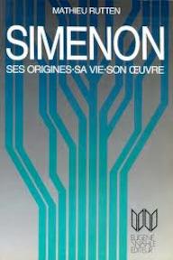 Simenon - Mathieu Rutten (ISBN 9782870110041)