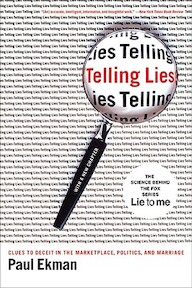 Telling Lies - Clues to Deceit in the Marketplace, Politics and Marriage - Paul Ekman (ISBN 9780393337457)