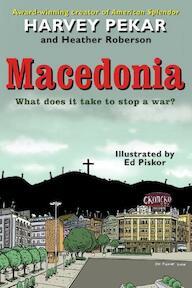 Macedonia - Harvey Pekar, Heather Roberson (ISBN 9780345498991)