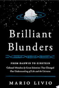 Brilliant Blunders - Mario Livio (ISBN 9781439192368)