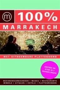 100% Marrakech - Rixt Albertsma (ISBN 9789057674235)