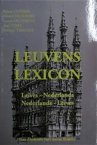 Leuvens Lexikon - Renée Cuypers, Marcel Dujardin, Leona Meurrens (ISBN 9789080259911)