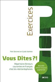 Vous Dites ?! - Piet Desmet, Guido Vanhee (ISBN 9789463442084)