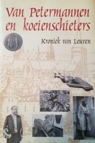 Van Petermannen en koeienschieters - Eduard Vanermen (ISBN 9789073214484)