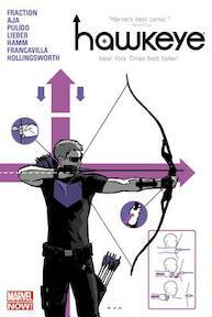 Hawkeye 1 - Matt Fraction (ISBN 9780785184874)