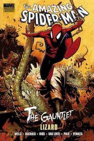 The Gauntlet - Lizard - Chris Bachalo (ISBN 9780785146155)