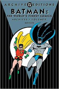 Batman: The world's finest comics - Bob Kane (ISBN 1401201636)