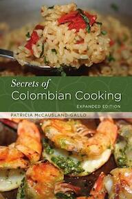 Secrets of Colombian Cooking - Mccausland-gallo (ISBN 9780781812894)