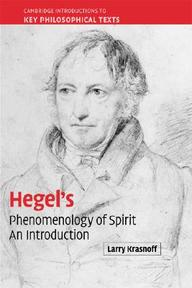 Hegel's Phenomenology of Spirit - Larry Krasnoff (ISBN 9780521695374)