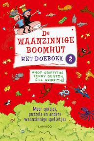 De waanzinnige boomhut Het doeboek 2 - Andy Griffiths, Terry Denton, Jill Griffiths (ISBN 9789401455275)