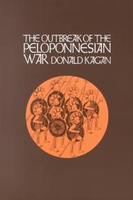 The Outbreak of the Peloponnesian War - Donald Kagan (ISBN 9780801495564)