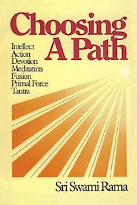Choosing a Path - Radhanath Swami (ISBN 9780893890773)