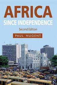 Africa Since Independence - Paul Nugent (ISBN 9780230272880)