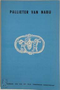 Pallieter van nabij - José de Ceulaer, Felix Timmermanns-Genootschap (ISBN 9789026435355)
