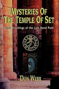 Mysteries of the Temple of Set - Don Webb (ISBN 9781885972279)
