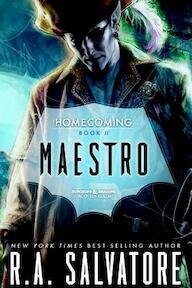 Maestro - R. A. Salvatore (ISBN 9780786965915)