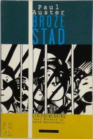 Broze stad - Paul Auster (ISBN 9789045015224)