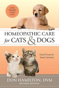 Homeopathic Care for Cats & Dogs - Don Hamilton (ISBN 9781556439353)