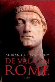 De val van Rome - Adrian Goldsworthy (ISBN 9789026324642)