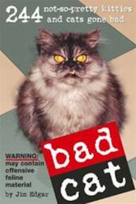 Bad Cat - Jim Edgar (ISBN 9780340908778)