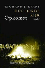 Het Derde Rijk / 1 Opkomst - Richard.J. Evans (ISBN 9789071206078)