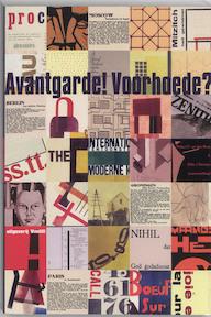 Avantgarde ! Voorhoede ? (ISBN 9789075697476)