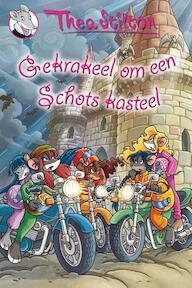 Gekrakeel om een Schots kasteel - Thea Stilton (ISBN 9789085920007)