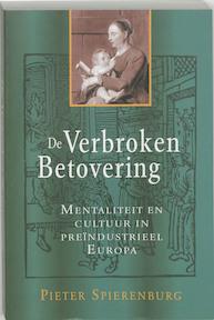 De verbroken betovering - P. Spierenburg (ISBN 9789065500427)