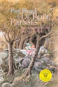 De rode prinses - Paul Biegel, Fiel van der Veen (ISBN 9789025105778)