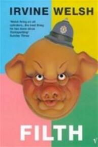 Filth - Irvine Welsh (ISBN 9780099284291)