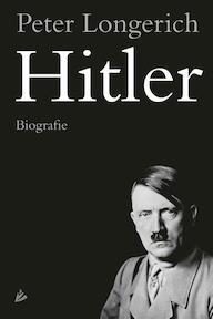 Hitler - Biografie - Peter Longerich (ISBN 9789048833542)