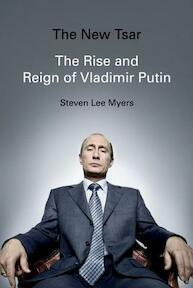 The New Tsar - Steven Lee Myers (ISBN 9780307961617)