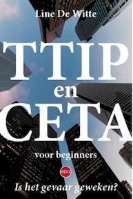 TTIP voor beginners - Line De Witte (ISBN 9789462670976)