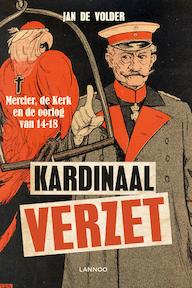 Kardinaal Verzet - Jan De Volder (ISBN 9789401423328)